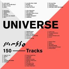 UNIVERSE CD1 - m-flo
