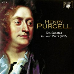 Henry Purcell - Complete Chamber Music CD 2 - Ten Sonatas In Four Parts (No. 1)