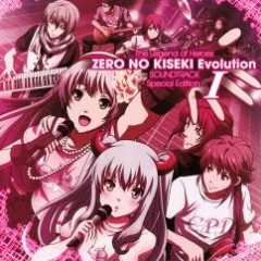 The Legend of Heroes Zero no Kiseki Evolution SOUNDTRACK -Special Edition- I