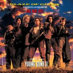 Blaze Of Glory - Young Guns II OST