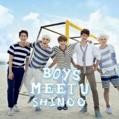Boys Meet U  - SHINee