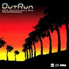 OutRun 20th Anniversary Box CD3
