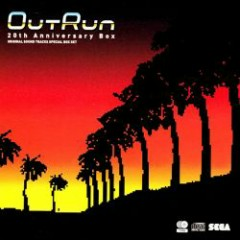 OutRun 20th Anniversary Box CD4 - WAVEMASTER