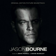Jason Bourne OST - John Powell,David Buckley