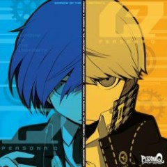 Persona Q Shadow of the Labyrinth Original Soundtrack CD1