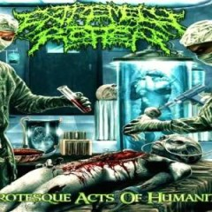 Grotesque Acts Of Humanity - Extremely Rotten