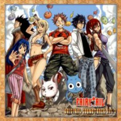 Fairy Tail Original Soundtrack Vol.3 CD2 - Takanashi Yasuharu