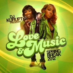 Love & Music (Spring Break 2012) (CD2)