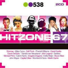 538 hitzone 67 (CD1)