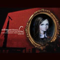 2016 arena tour L-エル- LIVE CD (CD2)
