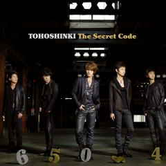 The Secret Code- CD1 - DBSK