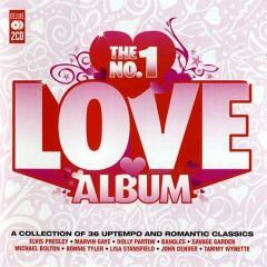 The No.1 Love Album (CD2)