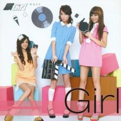 同名 (Ep)/ Hey Girl (Ep) - Hey Girl