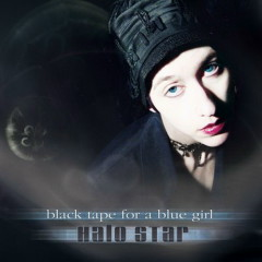 Halo Star - Black Tape for a Blue Girl