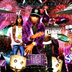 Dirty Sprite Edition (CD1) - Rick Ross,Waka Flocka Flame,The Boyz