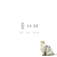 I Like You - Hi To Him
