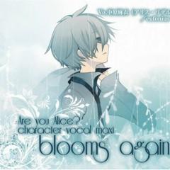 Blooms again. (with Nakahara Mai)