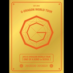 G-Dragon World Tour 2013
