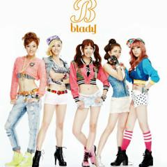 Blood Type B Girl