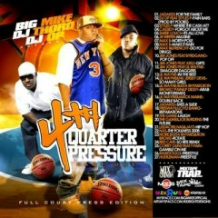 4th Quarter Pressure, Part 1 (CD2)