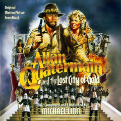 Allan Quatermain And The Lost City Of Gold OST