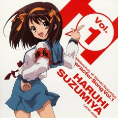 Suzumiya Haruhi no Yuuutsu Character Single Vol.1