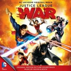 Justice League War OST