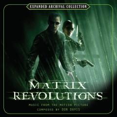 The Matrix Revolutions OST CD2 - Don Davis