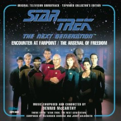 Star Trek: The Next Generation – Encounter At Farpoint / The Arsenal Of Freedom OST (P.2) - Dennis McCarthy