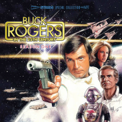 Buck Rogers In The 25th Century Season One  OST (CD3)