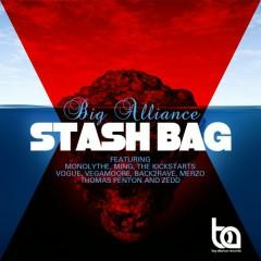 Big Alliance Stash Bag