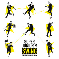 Swing (Korean Version) - Super Junior M