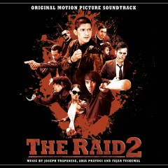 The Raid 2 OST (P.1)