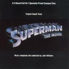 Superman The Movie Original OST (Score)