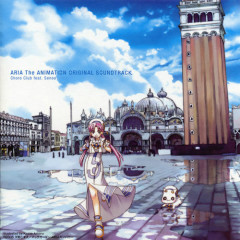 ARIA The ANIMATION ORIGINAL SOUND TRACK CD1 - Frontier Works