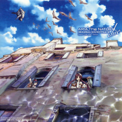 ARIA The NATURAL ORIGINAL SOUNDTRACK due CD1 - Frontier Works