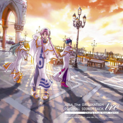 ARIA The ORIGINATION ORIGINAL SOUNDTRACK tre - Frontier Works