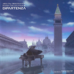 ARIA The ORIGINATION PIANO COLLECTION II DIPARTENZA - Frontier Works