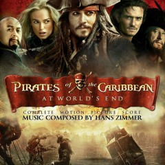Pirates Of The Caribbean At World's End OST (Complete Score) (CD3)  - Hans Zimmer