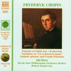 Chopin Fantasia on Polish Airs, Krawkowiak - Frederic Chopin