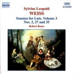 Weiss - Lute Sonatas Vol. 3