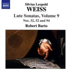 Weiss - Lute Sonatas Vol. 9