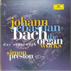 Bach, The Organ Works 2 (CD1)