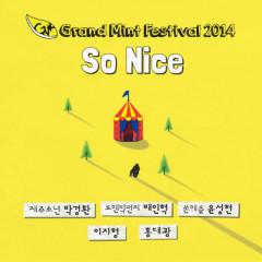 So Nice (GMF 2014 Ver.)