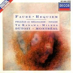 Requiem, Pelleas et Melisande, Pavane