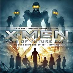 X-Men Days Of Future Past OST (Expanded) (P.1) - John Ottman