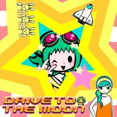DRIVE TO THE MOON E.P - U-ji