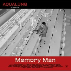 Memory Man (Japan) - Aqualung