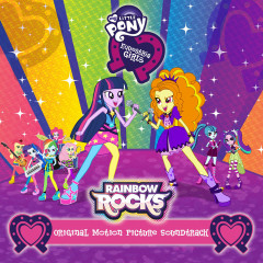 My Little Pony Equestria Girls - Rainbow Rocks (Score)