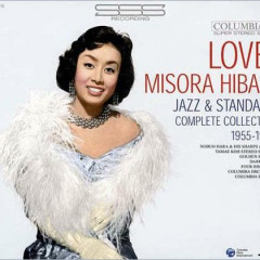 Love Misora Hibari Jazz & Standard Complete Collection Disc 3